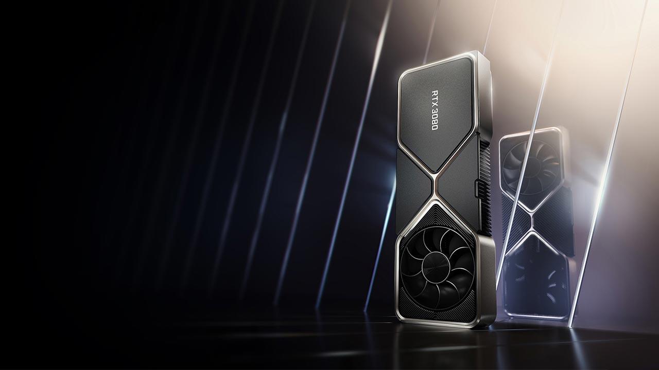 Nvidia Geforce RTX3080