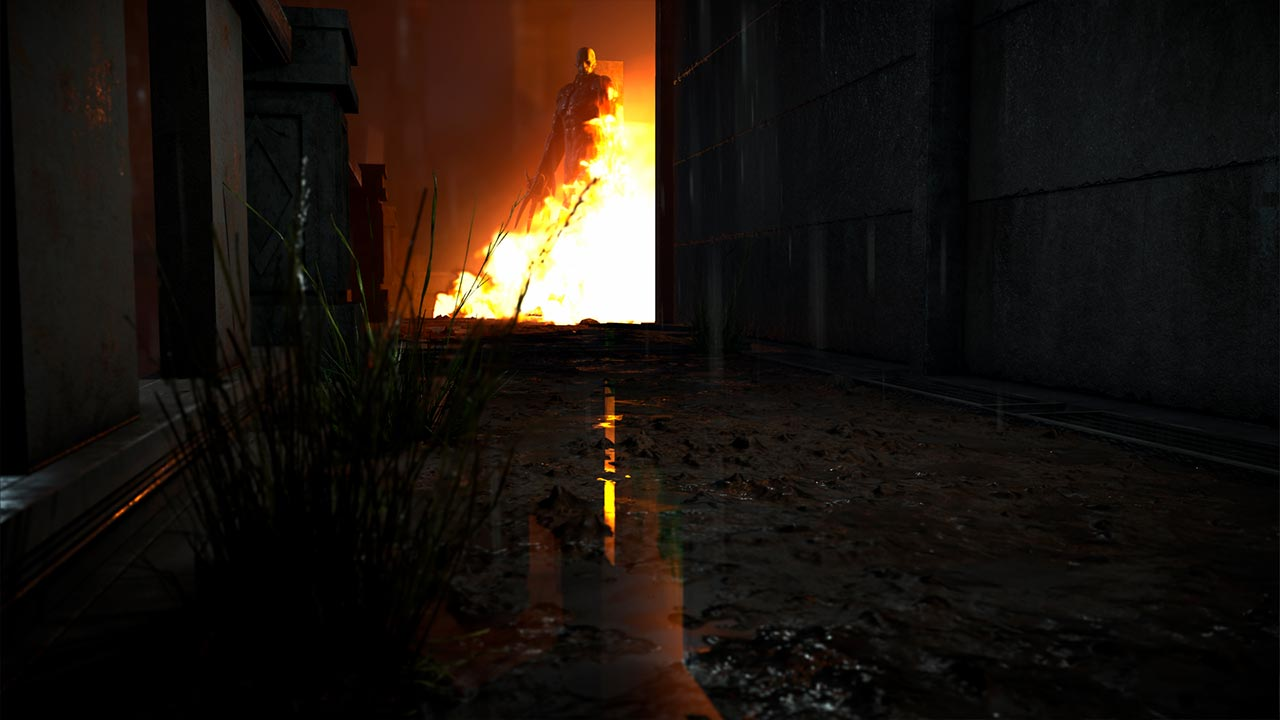 Resident Evil: Code Veronica Tyrant