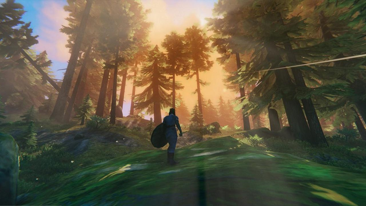 Valheim In game
