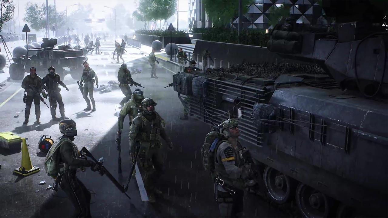 Battlefield 2042 Army
