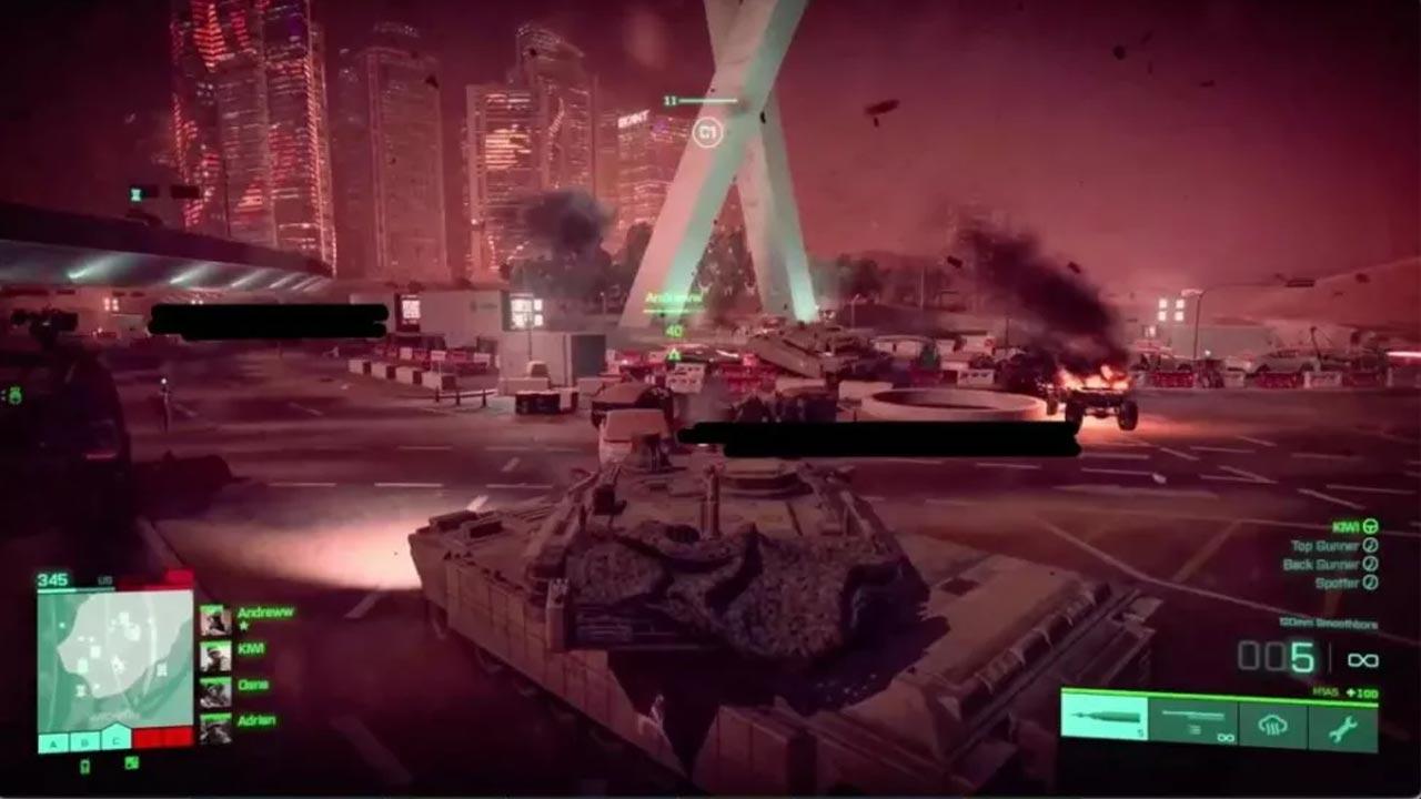 Battlefield 6 Leaked Screenshot 2