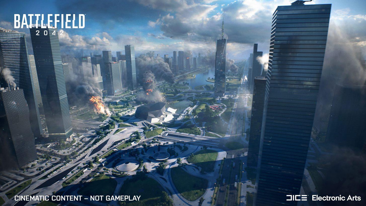 Battlefield 2042 City