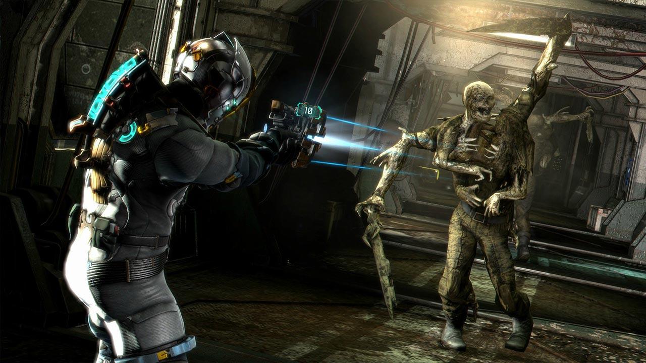 Dead Space Fight