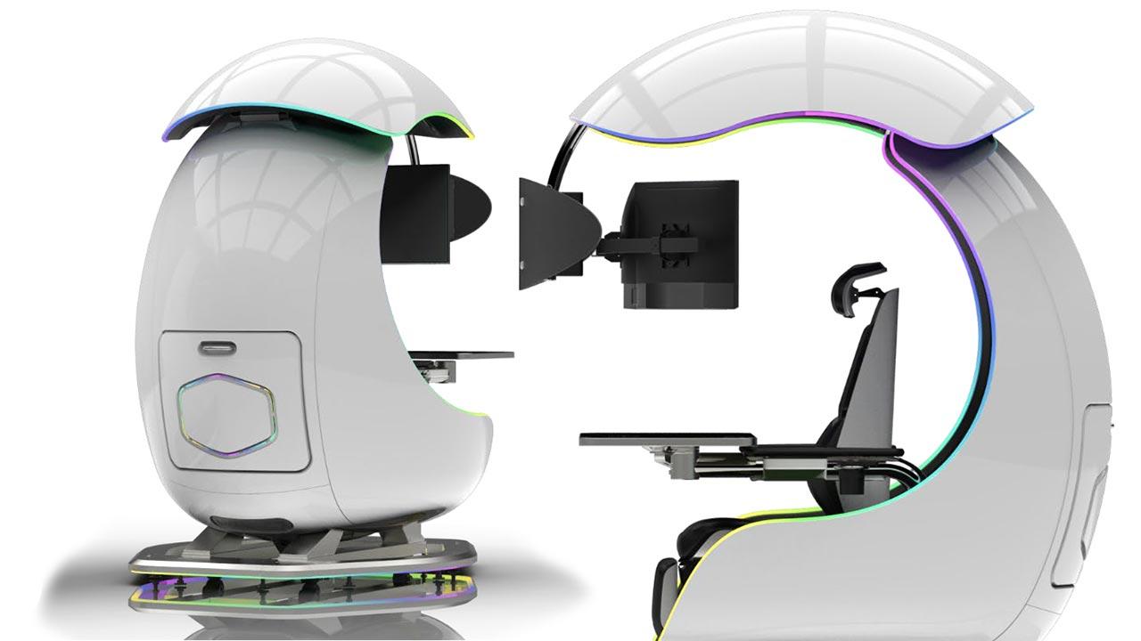 ORB-X Game Pod