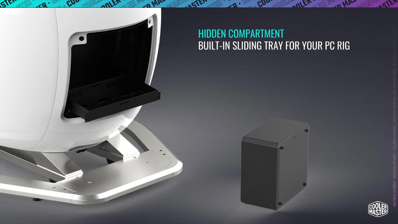 ORB-X Back Tray