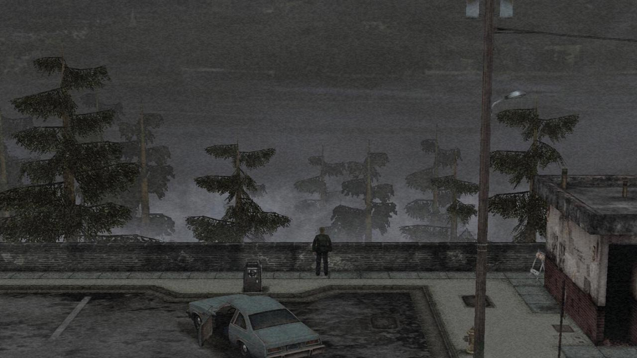 Silent Hill 2 View