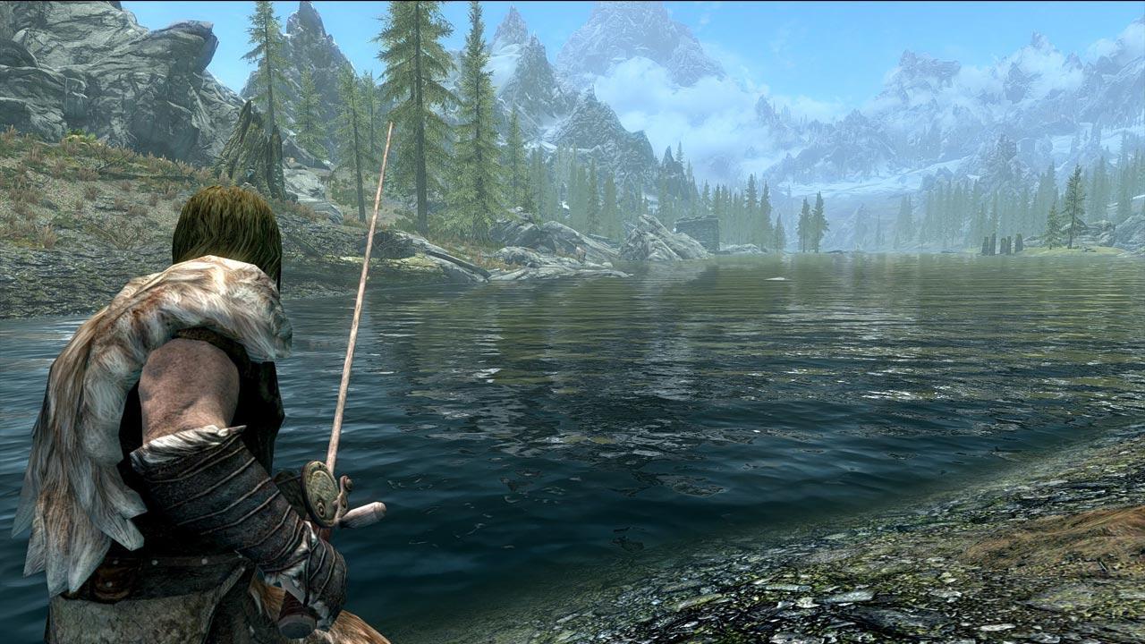 Fishing (Mod)