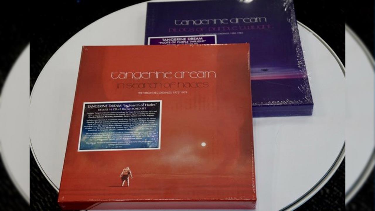 Kojima's CD
