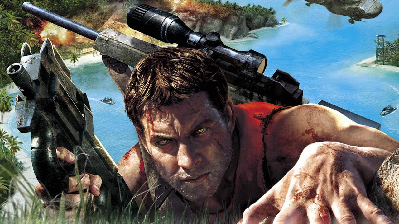 Jack in Far Cry Instincts
