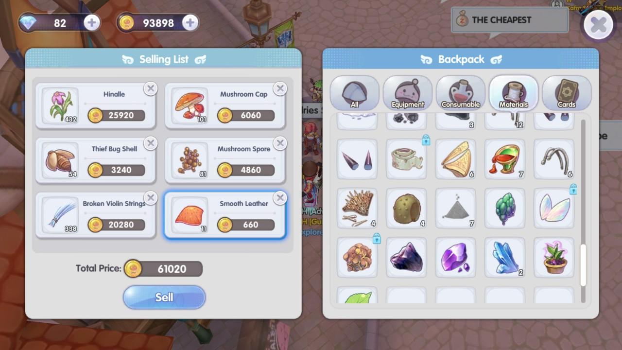 sundries-store-ragnarok-x-next-generation-sold-items