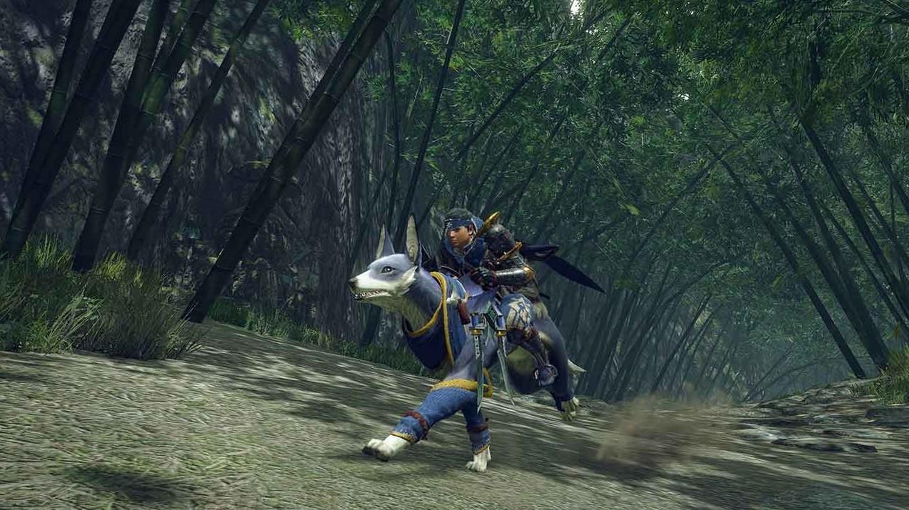 Monster Hunter Rise 01