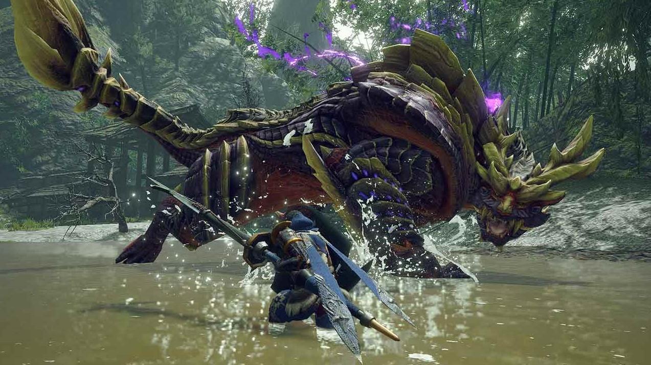 Monster Hunter Rise 02