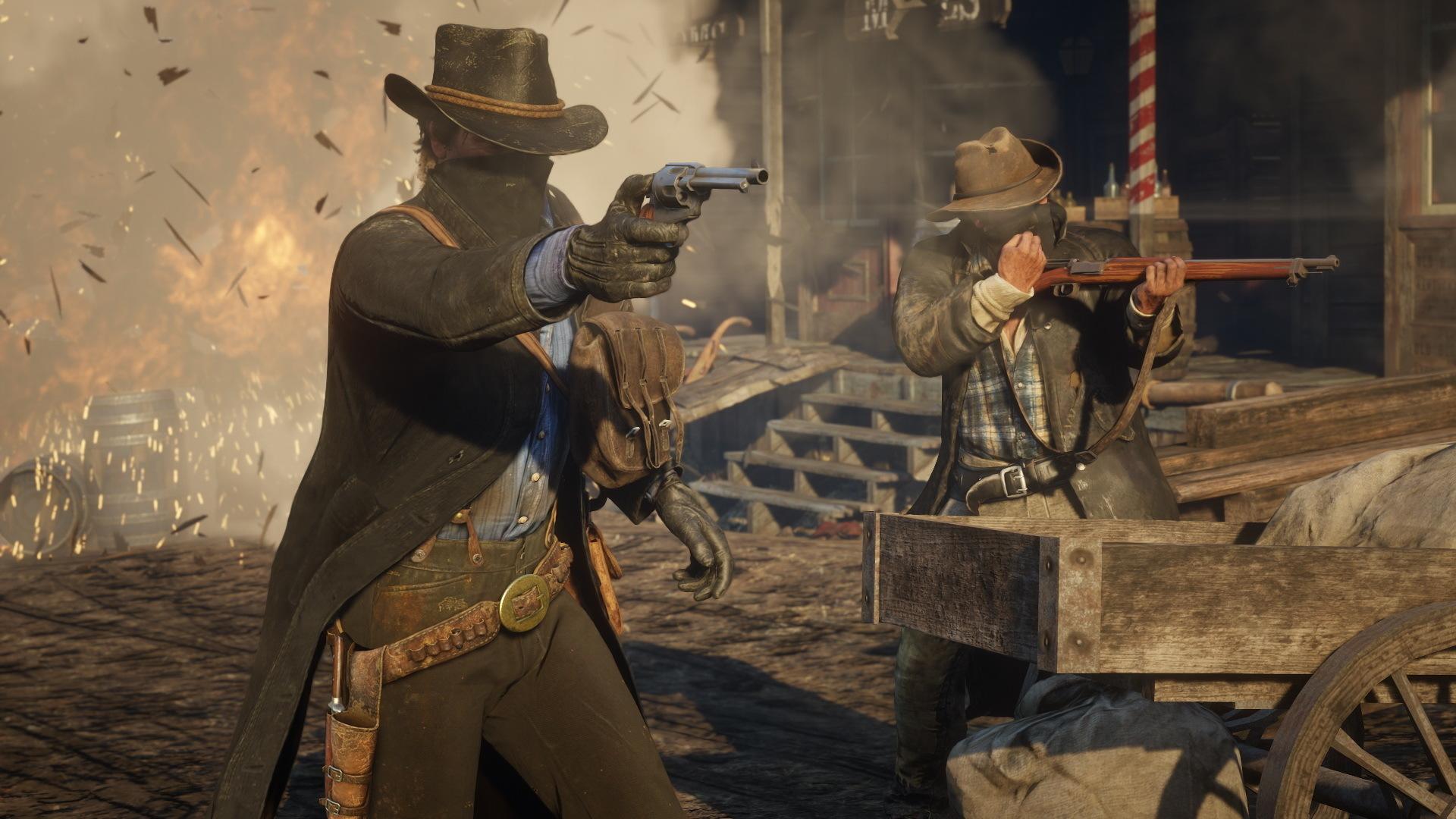 Sự khác biệt đồ họa của Red Dead Redemption 2 trên Console và PC ...