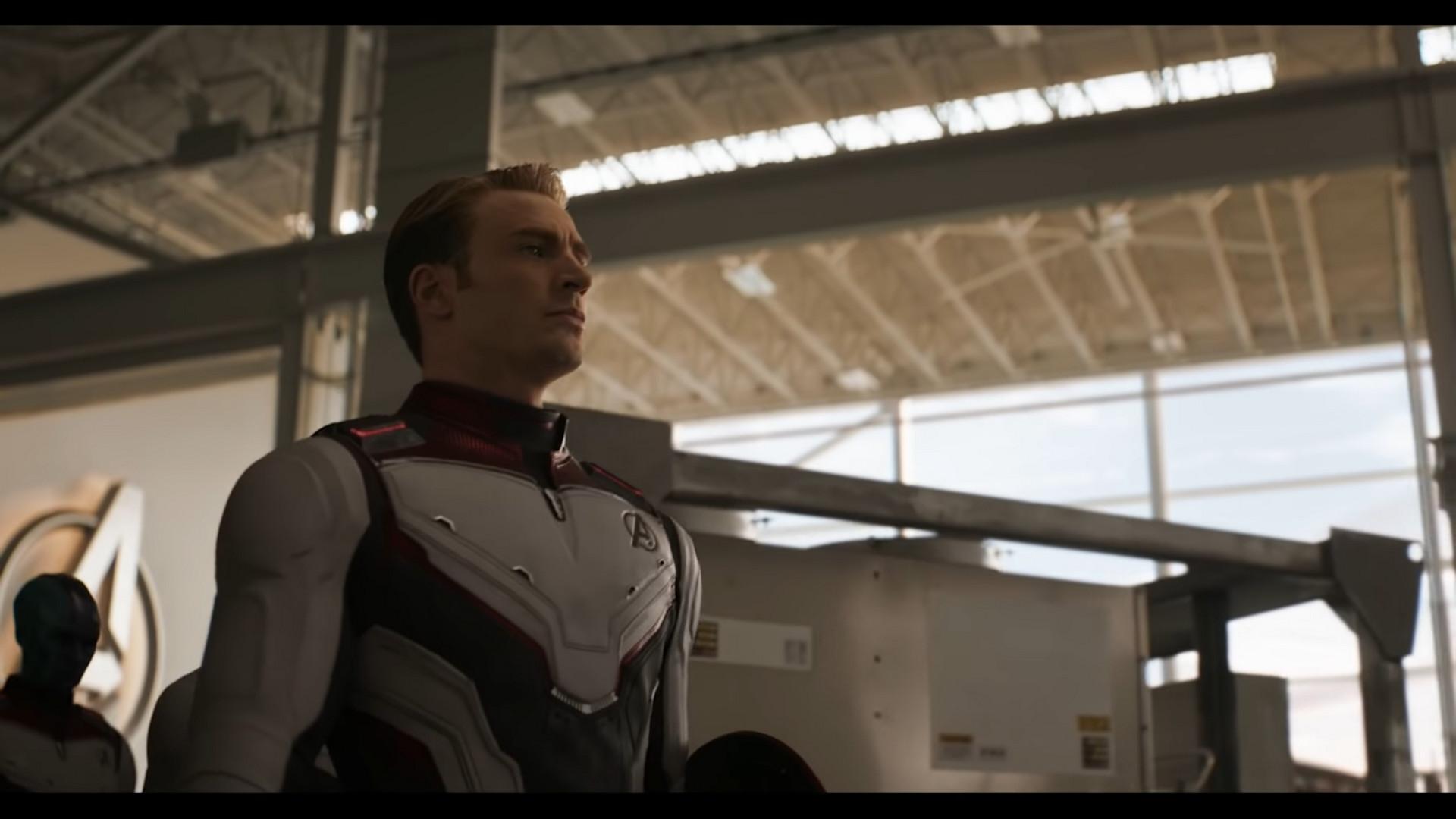 復仇者聯盟4 Picture: 《復仇者聯盟4:終局之戰》IMAX看更多,美國隊長汎合金圓盾回歸