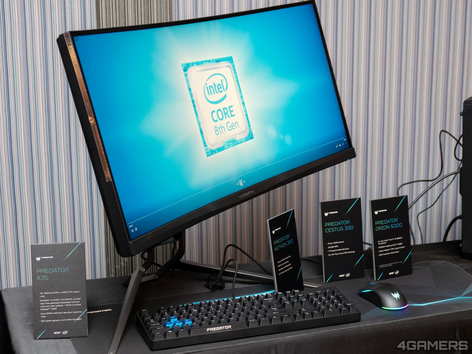 Acer Predator X35 2019