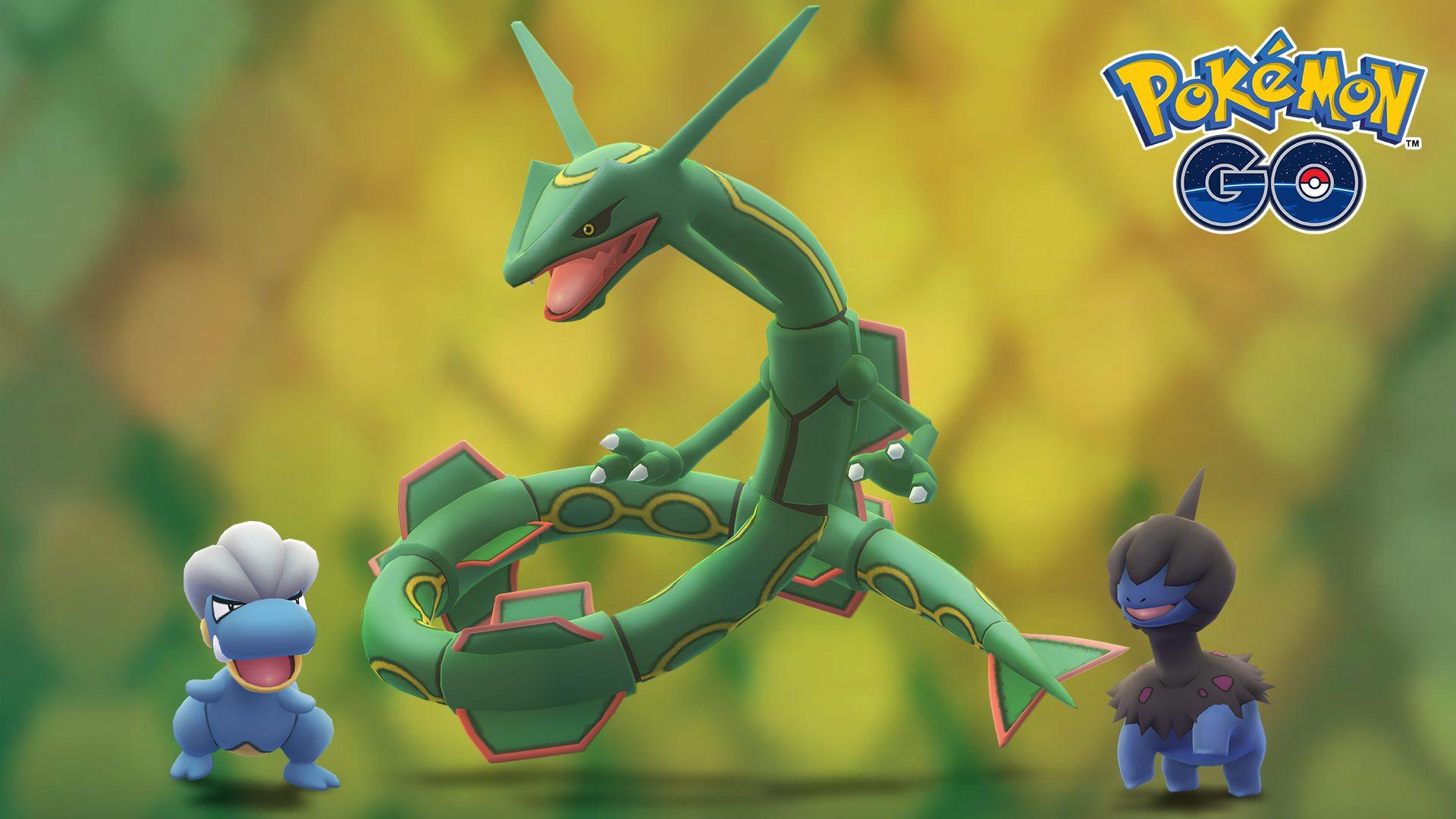 Pokemon GO Fest 2020 Ultra Ulock Dragon Week 究極獎勵 龍之週