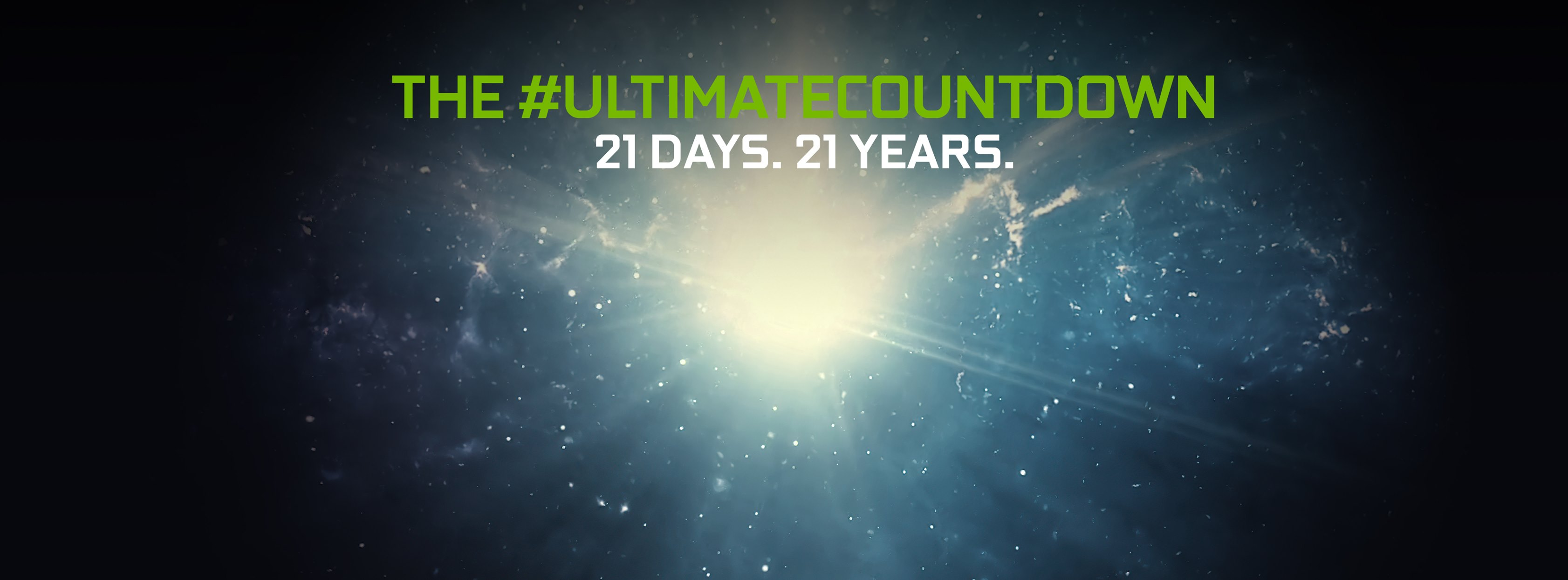NVIDIA GeForce RTX Ultimate Countdown