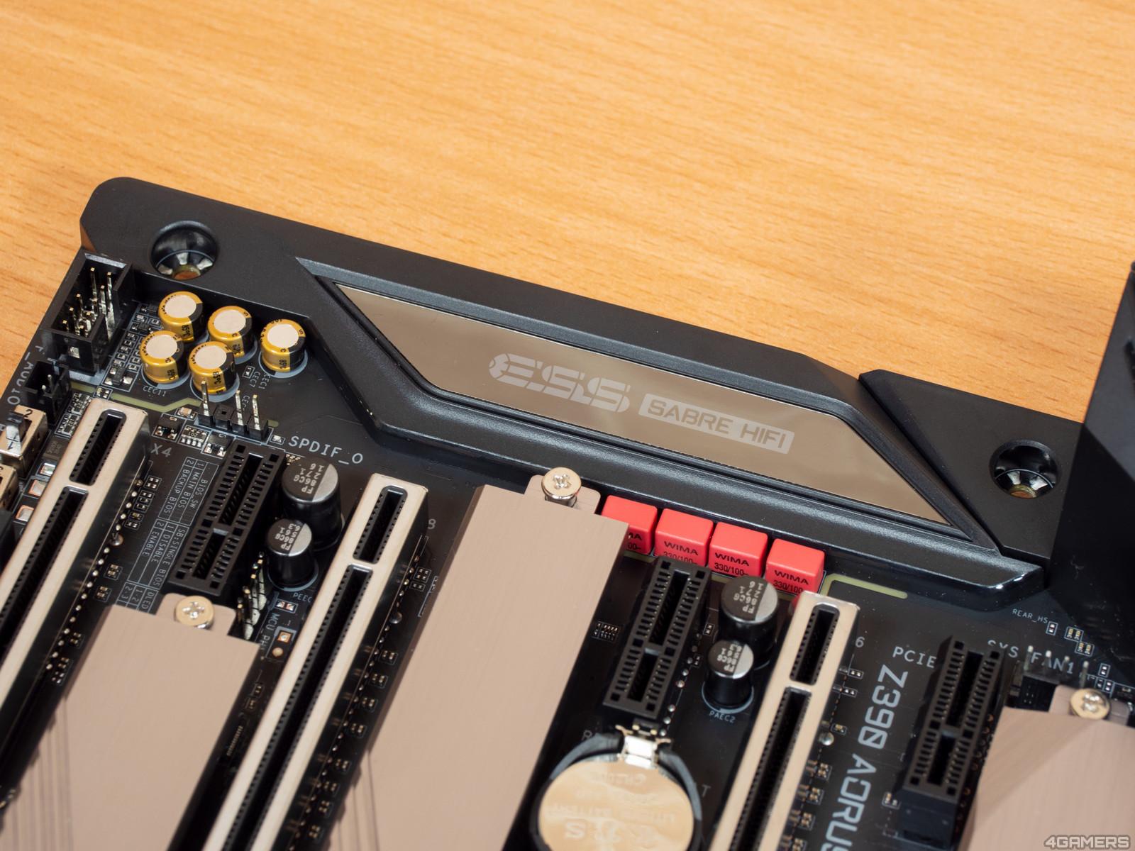 Core i9-9900K大師級娛樂平台:技嘉Z390 AORUS MASTER主機板