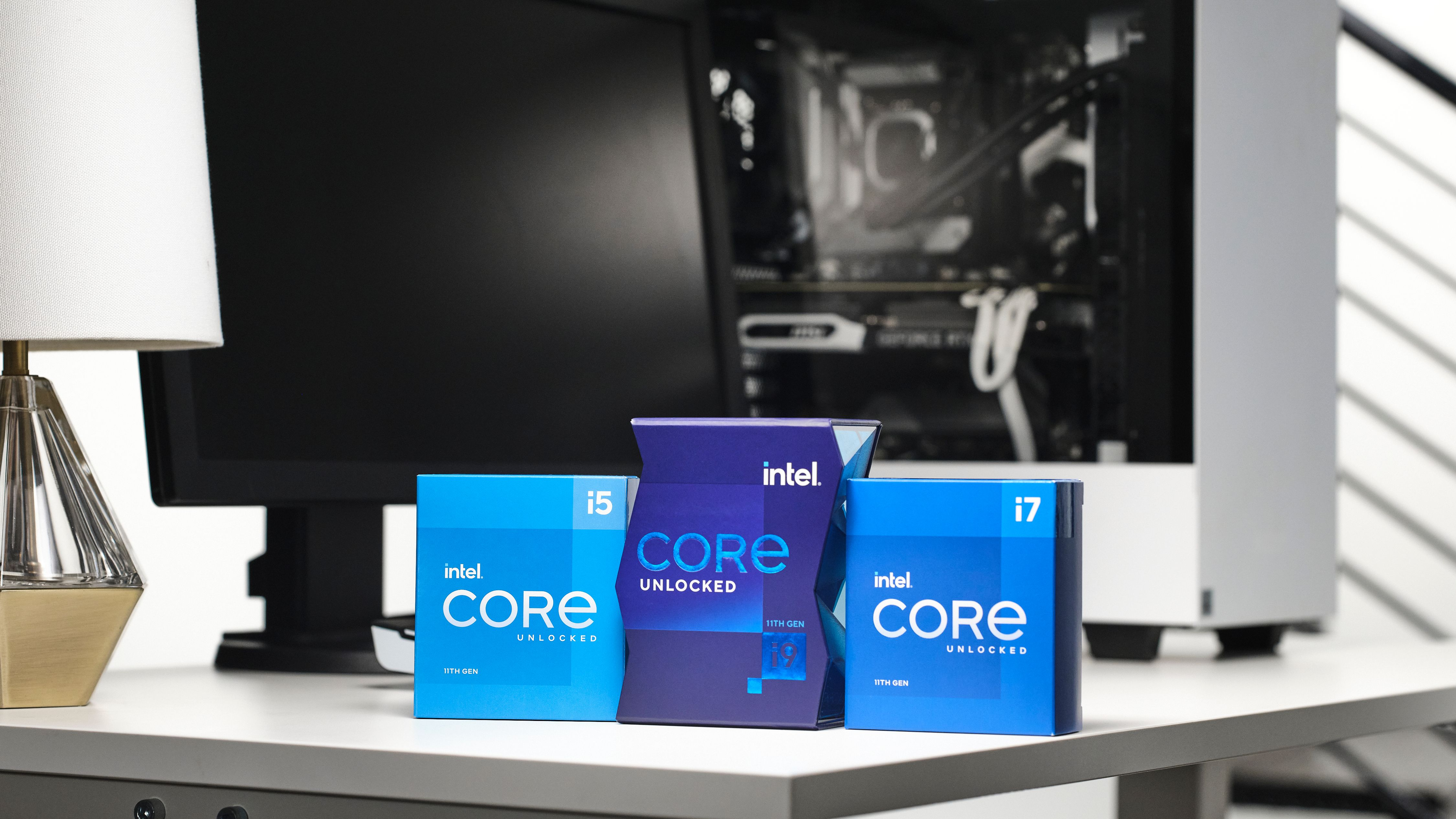 Intel Rocket Lake-S 11th Gen Core S 系列處理器
