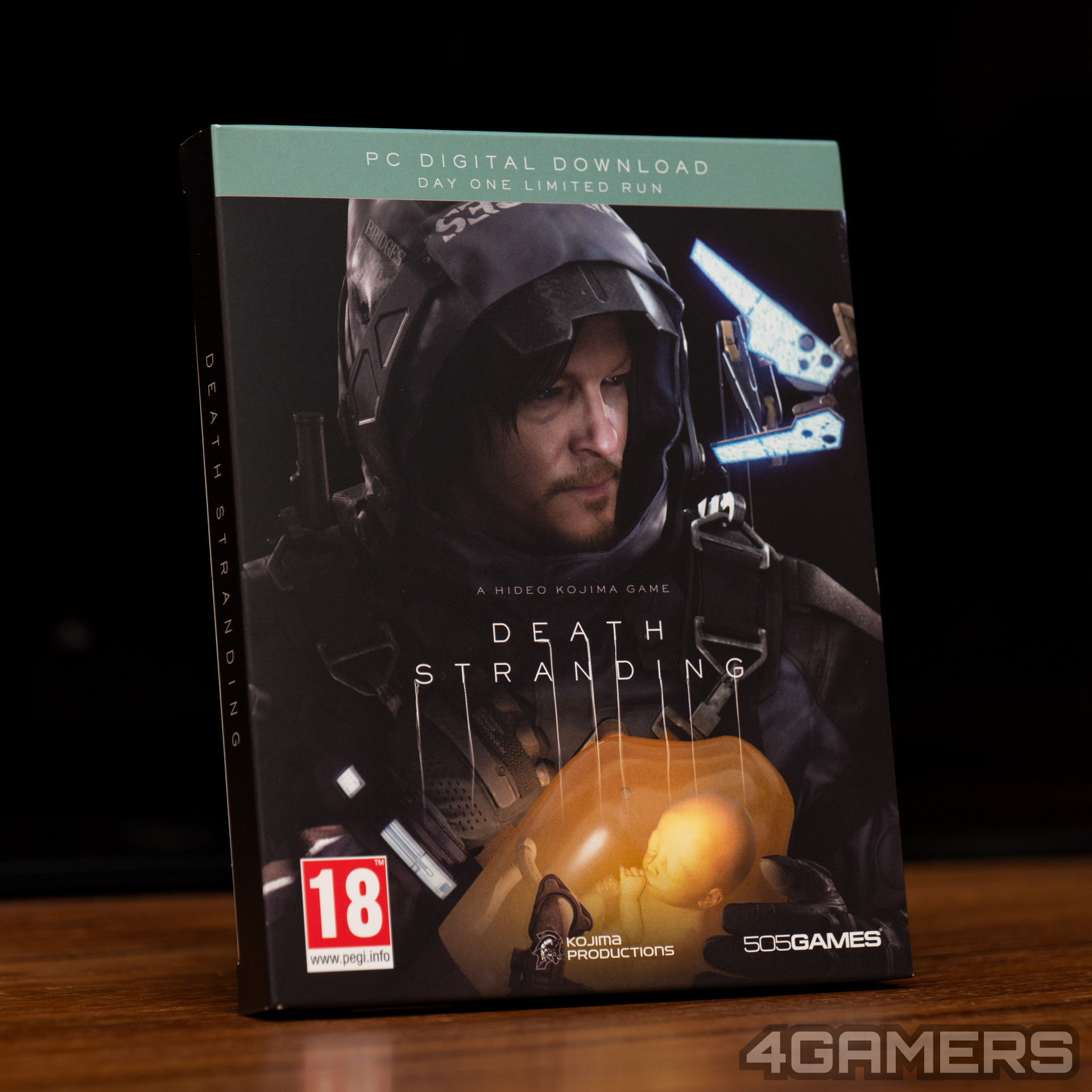 NVIDIA DLSS 2.0 for Death Stranding 死亡擱淺
