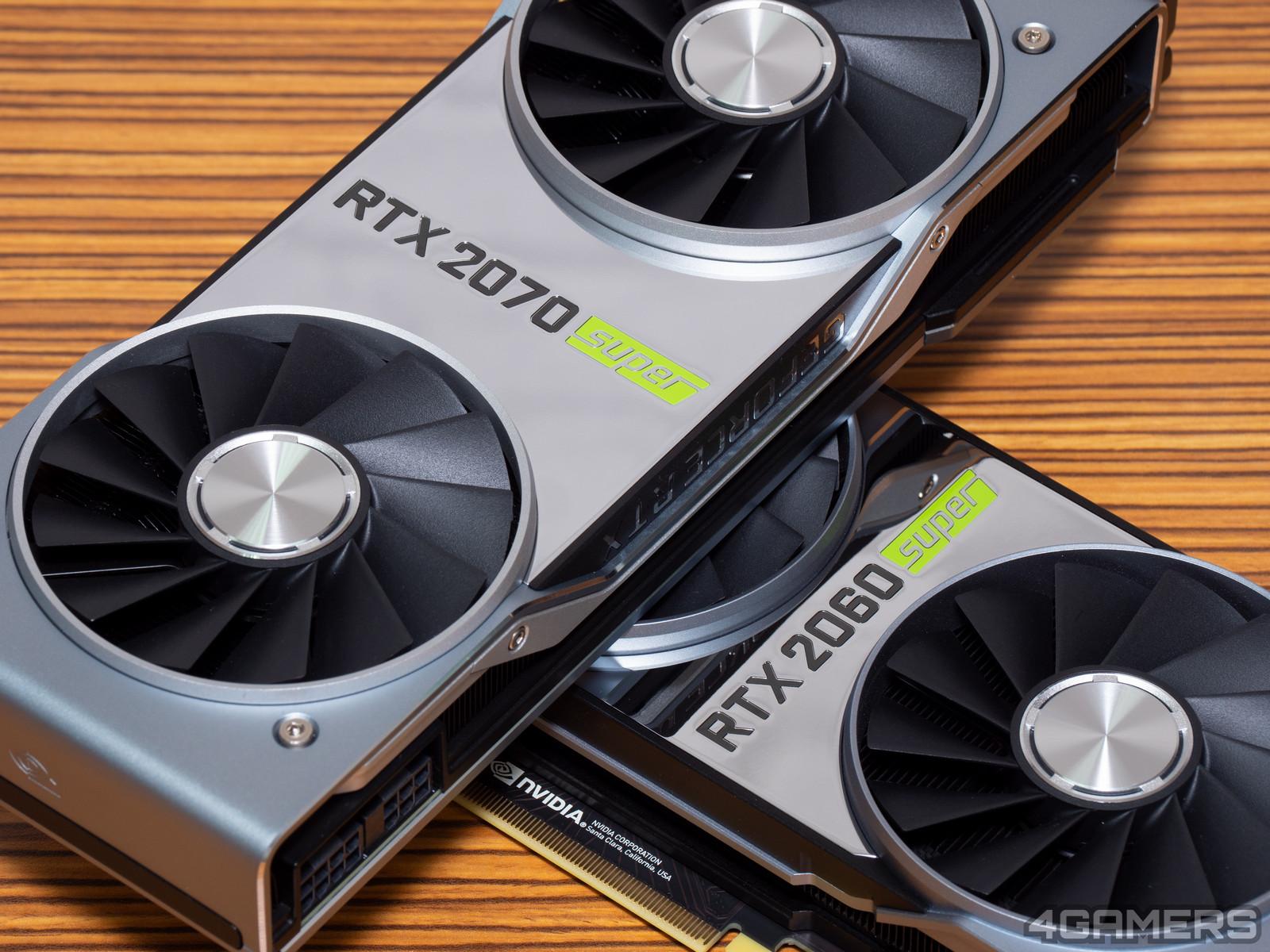 NVIDIA GeForce RTX 2070/2060 Super實測,效能進階、價格不變
