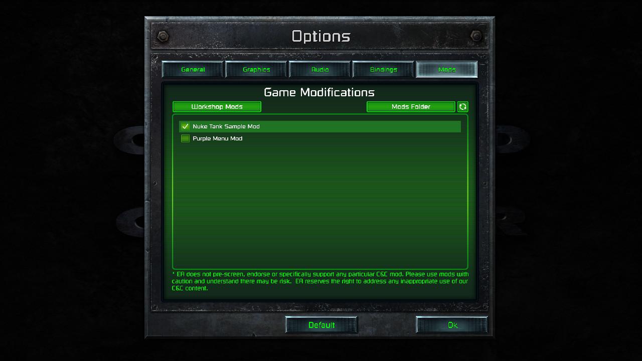 Mods_Menu_Steam
