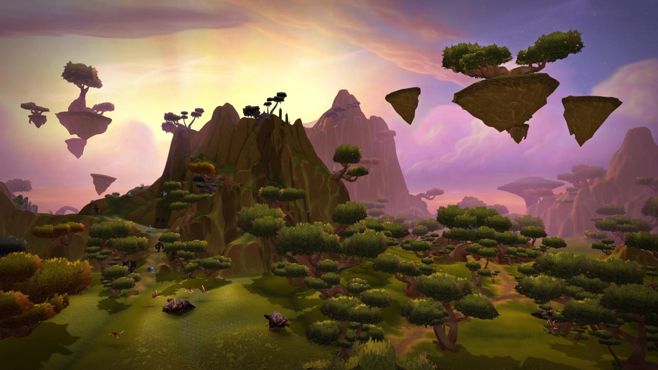 《魔獸世界:燃燒的遠征》經典版 - 納葛蘭