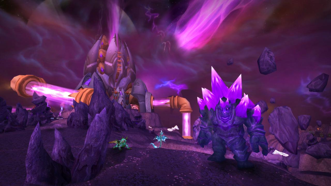 《魔獸世界:燃燒的遠征》經典版 - 虛空風暴