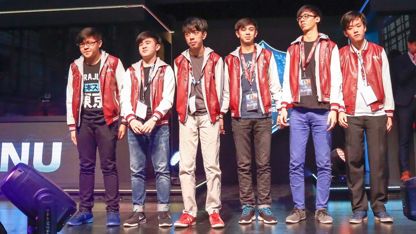 B 組第一名新加坡 Republic Polytechnic(RPT)