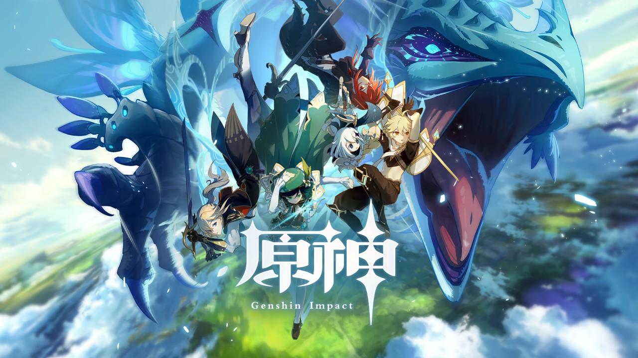 2020年9月28日,开放世界手游《原神》全球同步发行,破1000万下载