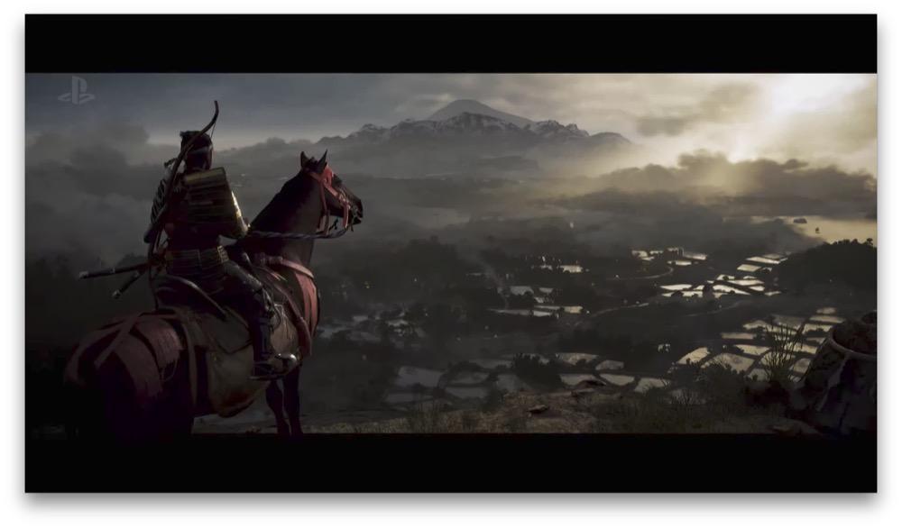重回元寇古戰場《對馬之魂》,PS4和風開放世界冒險襲來   4Gamers