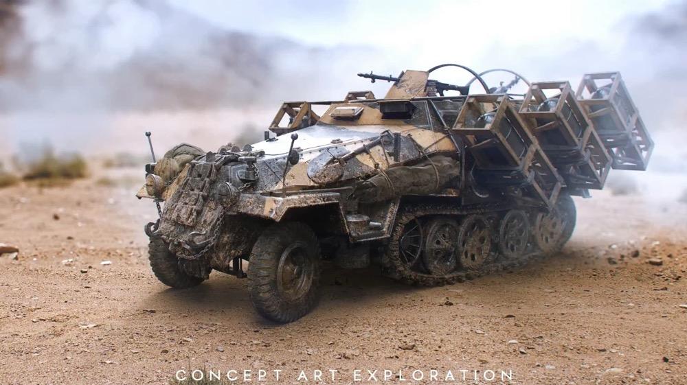 10 19 5 4gamers - Battlefield v concept art wallpaper ...