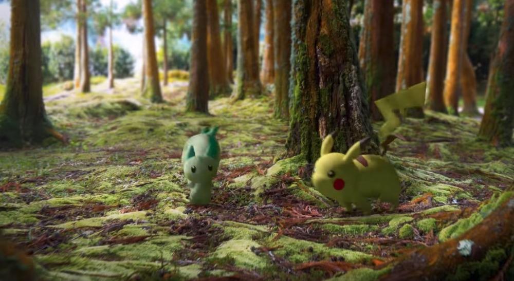 Pokemon GO》神奧區域限定寶可夢揭露:帕奇利茲、尖牙籠、聒噪鳥