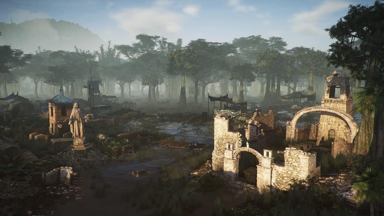 火線獵殺:野境》免費DLC「叢林風暴」推出終極戰士合作模式| 4Gamers