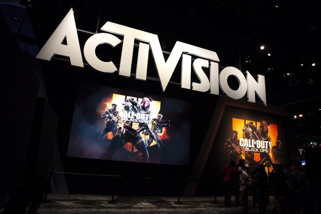 「动视暴雪(Activision Blizzard)」的圖片搜尋結果