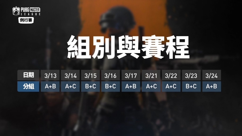 2019 pubg master league phase