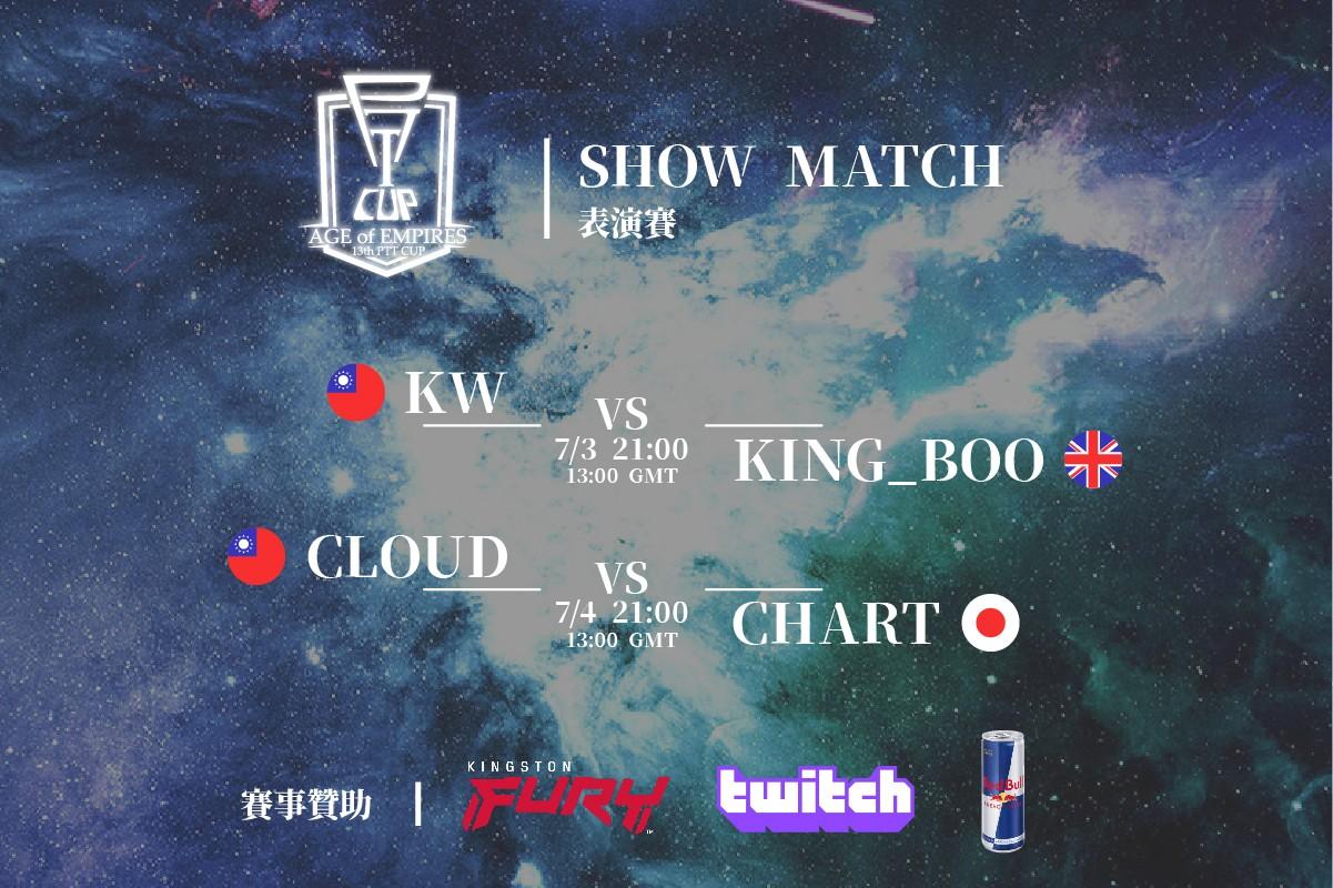 13thPTTCUP_Showmatch