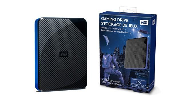 Western Digital瞄準家用游戏机用户,推出全新WD Gaming Drive以提升玩家体验