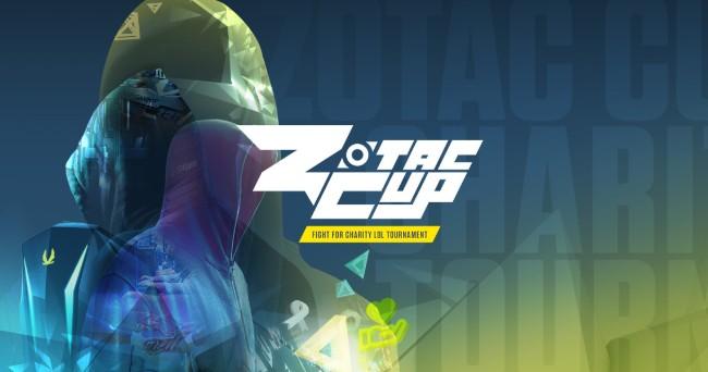 <b>ZOTAC CUP实行《为公益而战》铁汉定约慈善盃,环球线上资历赛即将开打</b>