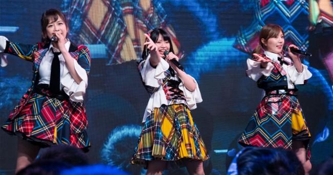 AKB48马嘉伶、宫崎美穗、大家志津香加持