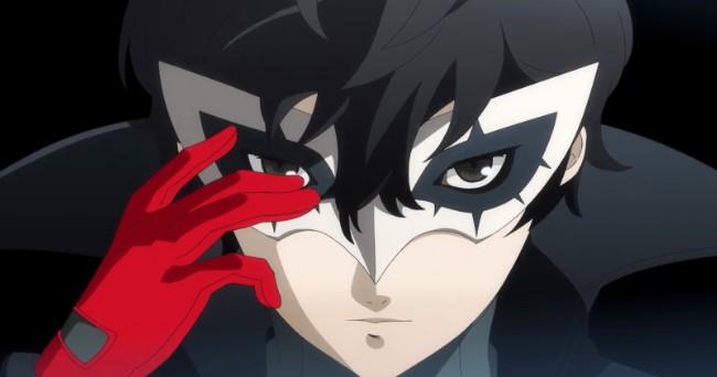 《女神异闻录 5》Joker参战《任天堂明星大乱斗
