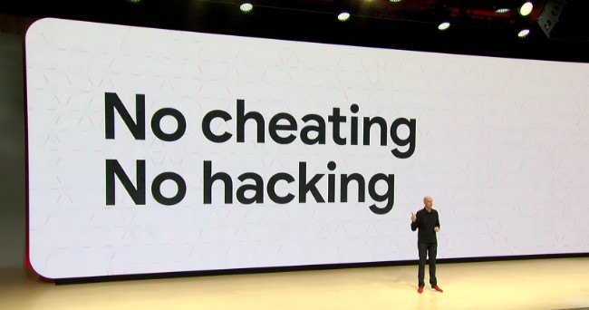 Google放话Stadia支援千人大逃杀,强调无作弊不怕被骇