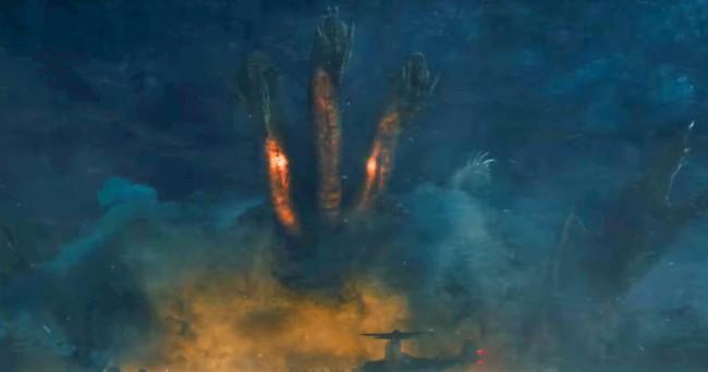 《哥吉拉2:怪兽之王》最新预告!王者基多拉、