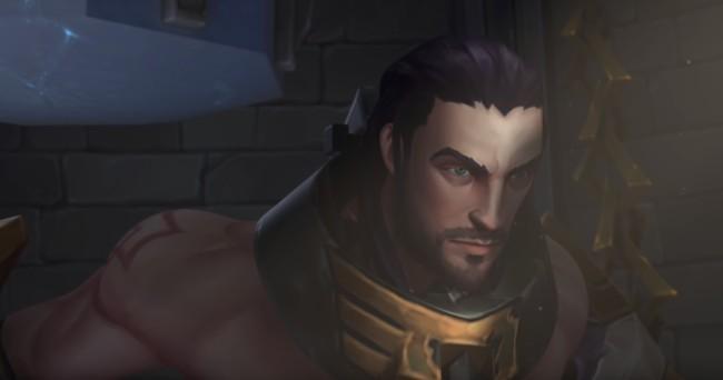 <b>《英雄联盟》新英雄「赛勒斯」亮相,技能锁链可偷走敌方大绝 ⛓</b>