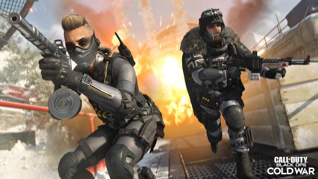 """范丹斯科(Verdansco)的""""现代战场""""已经被取消,并且正式与""""黑色行动冷战""""的第三季保持一致。  4游戏玩家"""