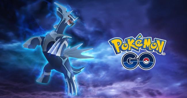 《Pokemon Go》时间操纵之神「帝牙卢卡」降临,团战打手选这些
