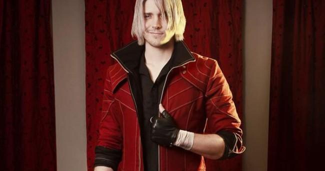 中二爆表《恶魔猎人5》官方授权「斯巴达之子」但丁风衣开放订购,一件525镁