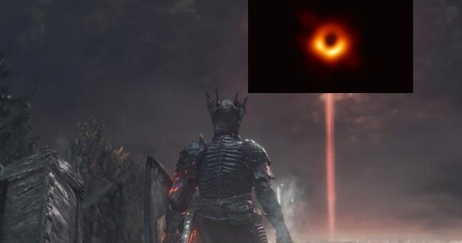 黑洞成像首度暴露,逛戏