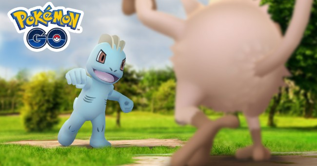《Pokemon Go》「对战週」格斗系宝可梦大量发生,色违猴怪、腕力登场
