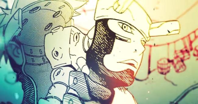 《火影忍者》岸本齐史原案新作《武士8八丸传》2019年起开始连载